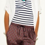 Printed pants, must have for spring-summer 2013