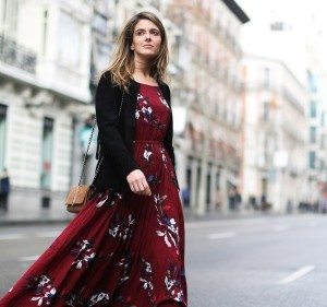 Tintoretto dresses autumn-winter