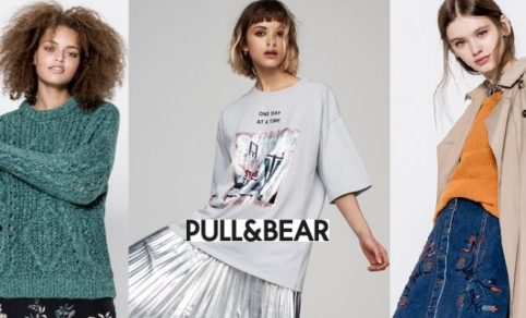 Pull and Bear spring